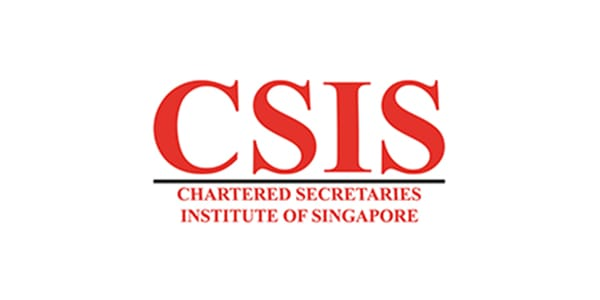 Chartered Secretaries Institute of Singapore (CSIS) logo-credentials